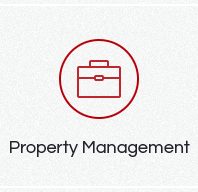Circle icon for Property Management