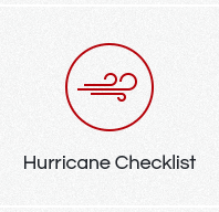 Circle icon for Hurricane Checklist